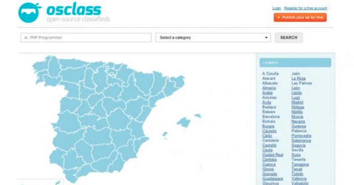 Spain Theme