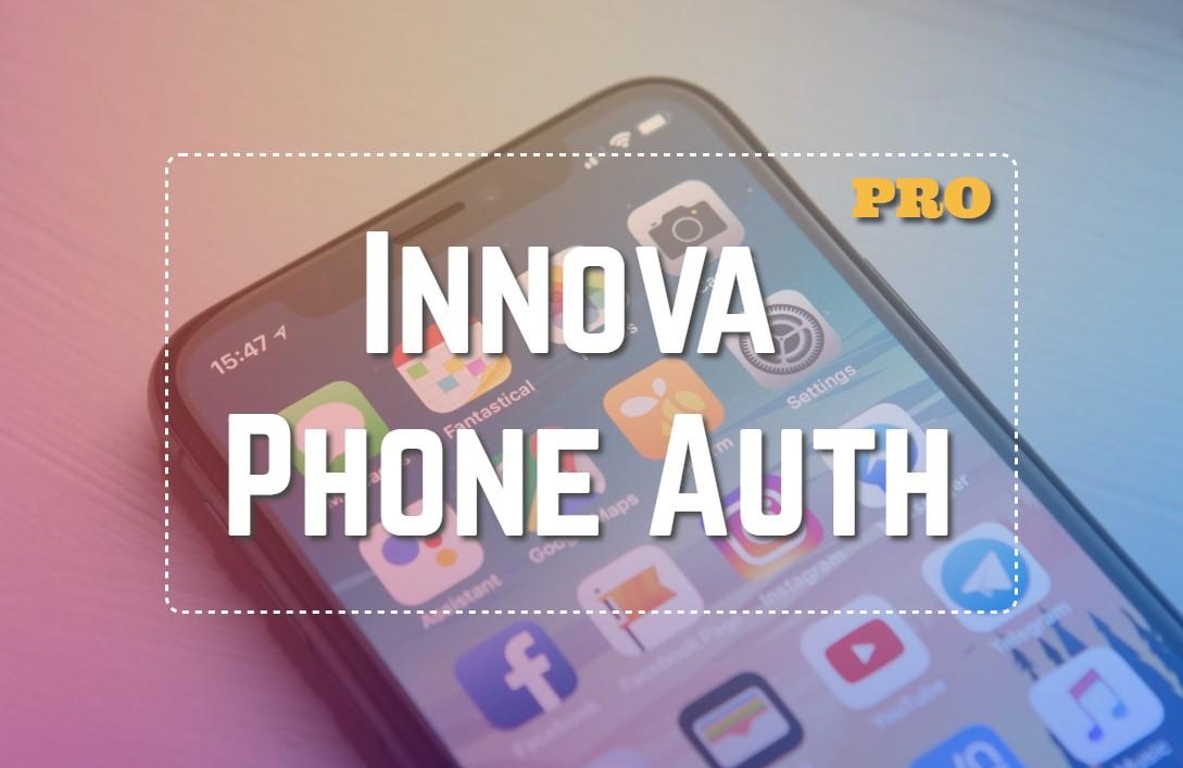 Innova Phone Auth PRO