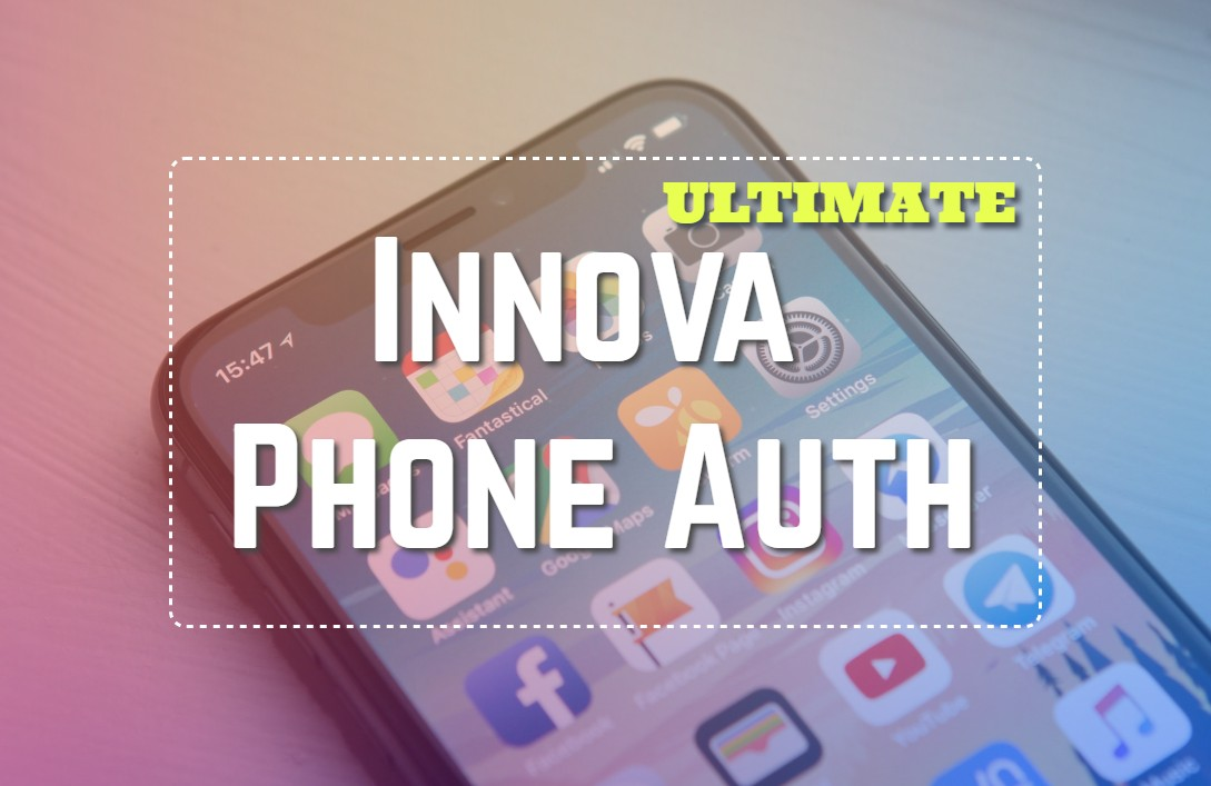 Innova Phone Auth ULTIMATE